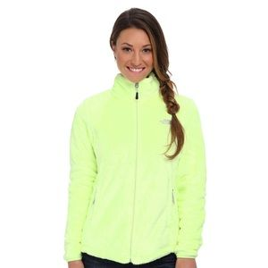 The North Face Osito Jacket in Rave Green